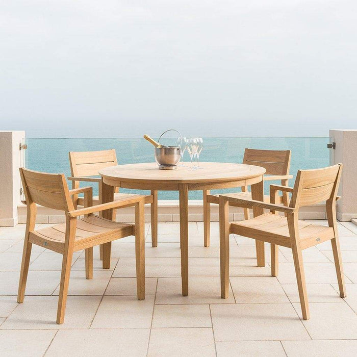 Alexander Rose Garden Furniture Alexander Rose Roble Round Table 1.25m