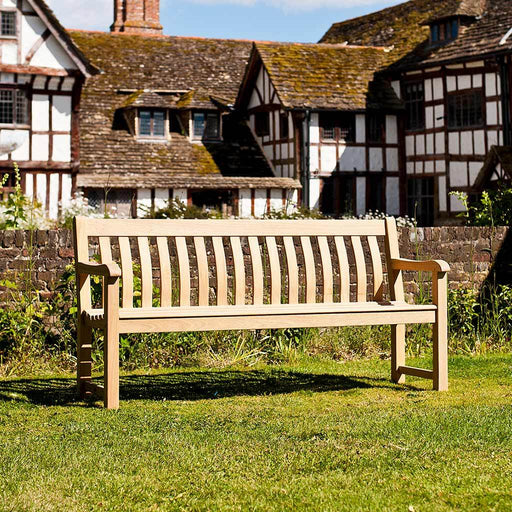 Alexander Rose Garden Furniture Alexander Rose Roble St George Bench 6ft / 180cm