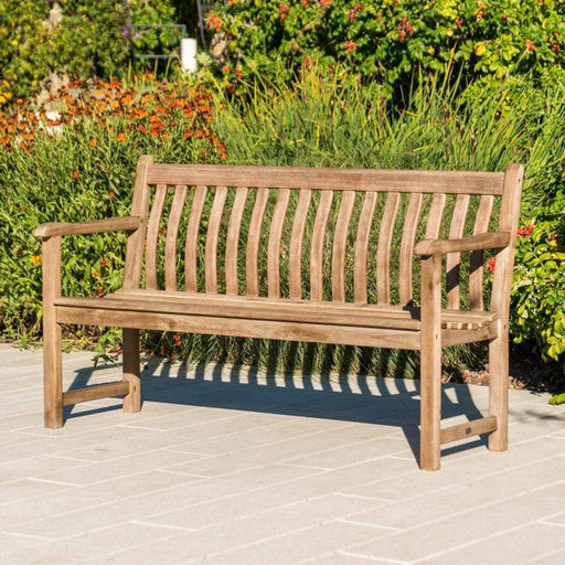 Alexander Rose Garden Furniture Alexander Rose Sherwood Broadfield 5ft Garden Bench
