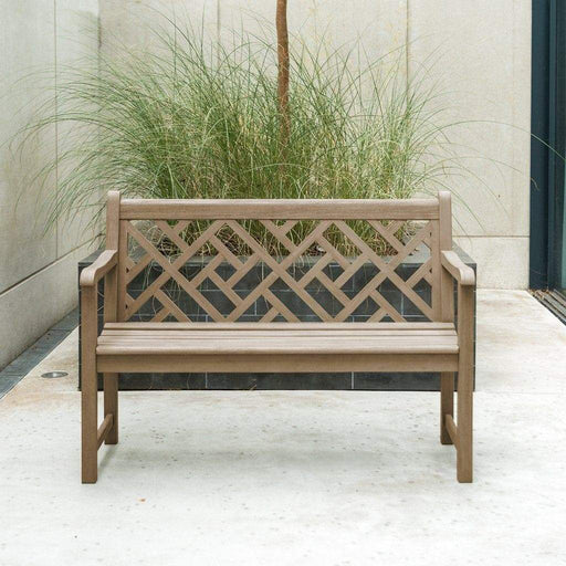 Alexander Rose Garden Furniture Alexander Rose Sherwood Chorus Garden Bench 4ft