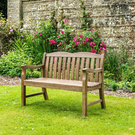 Alexander Rose Sherwood Cuckfield Outside Bench 4ft - Mid Ulster Garden Centre, Ireland