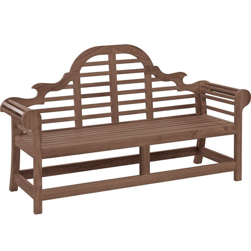 Alexander Rose Garden Furniture Alexander Rose Sherwood Lutyens Bench 6ft