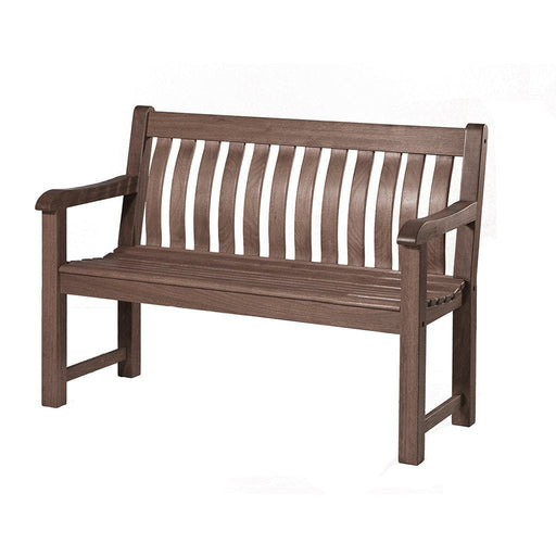 Alexander Rose Garden Furniture Alexander Rose Sherwood St George Garden Bench 4ft