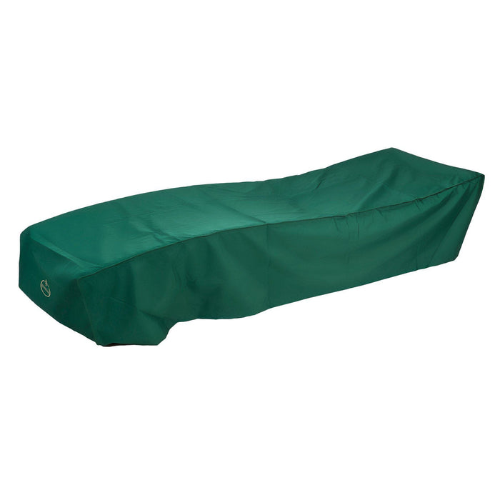 Alexander Rose Garden Furniture Accessories Alexander Rose Sunbed Furniture Cover (Dark Green)