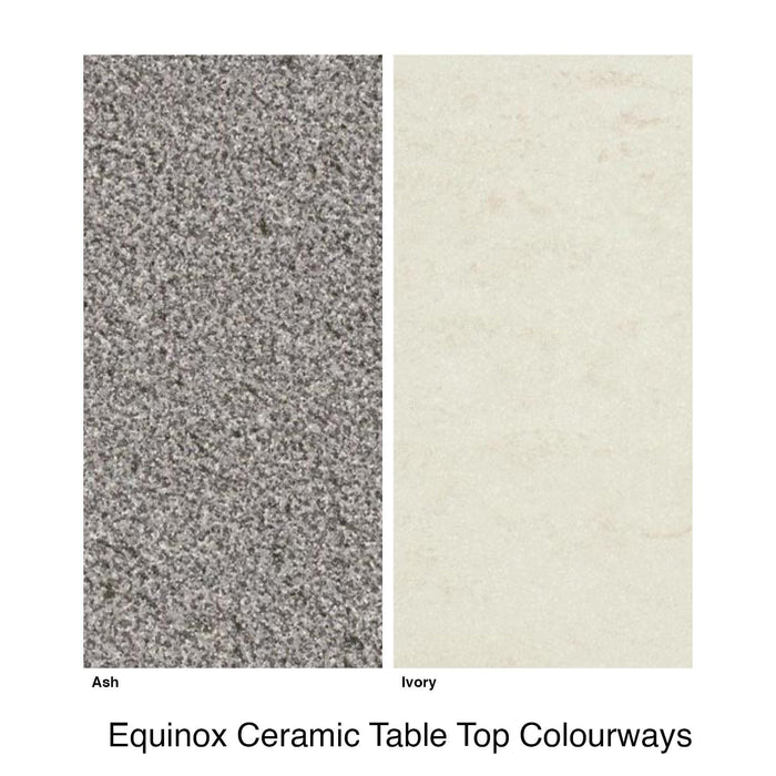 Barlow Tyrie Equinox Ceramic Table Top Colourways - Mid Ulster Garden Centre, Northern Ireland, NI, Ireland