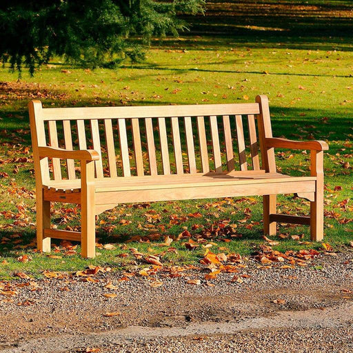 Barlow Tyrie Garden Furniture Barlow Tyrie Glenham Teak Wooden Garden Seating 180cm / 6ft