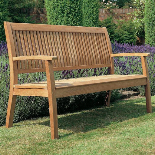 Barlow Tyrie Garden Furniture Barlow Tyrie Monaco Outdoor Wooden Bench Seat 201cm