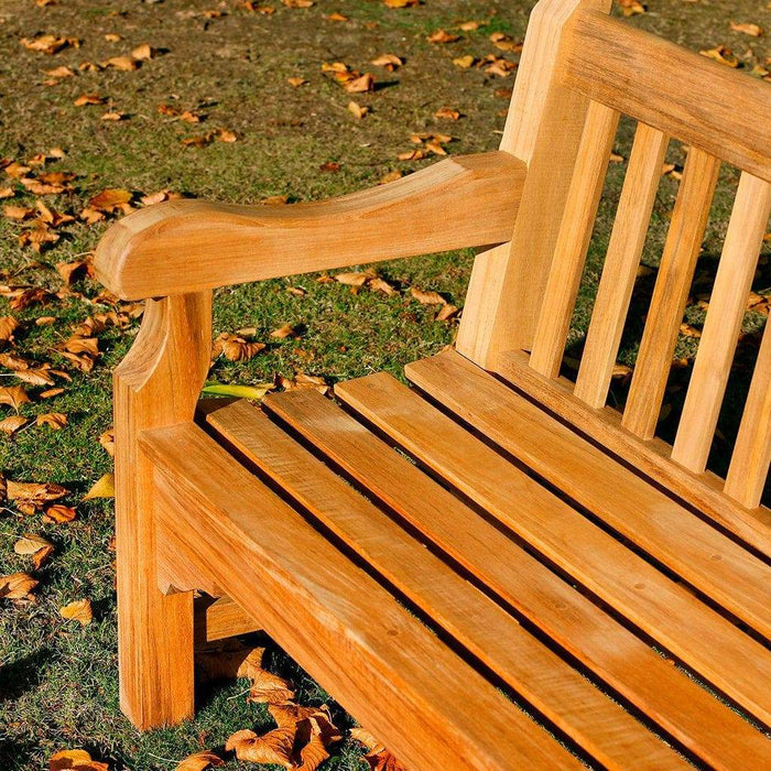 Barlow Tyrie Garden Furniture Barlow Tyrie Rothesay Teak Garden Bench in 182cm / 6ft