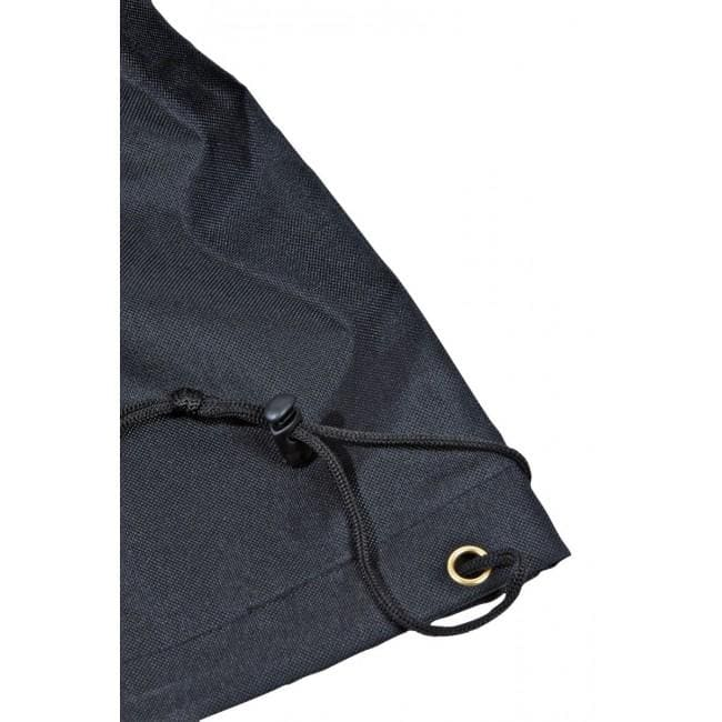 Garland Single Outdoor or Conservatory Hanging Chair Cover in Black - mid Ulster Garden Centre