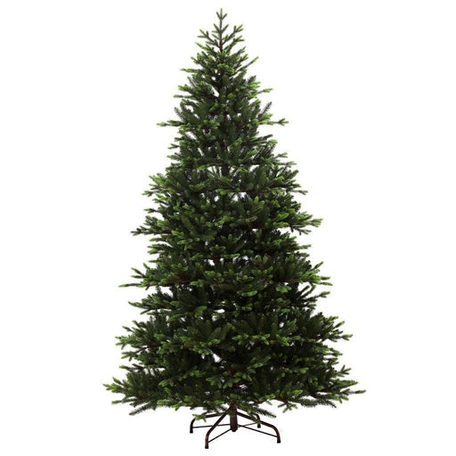 Kaemingk Kingswood Fir Christmas Tree 240cm / 8ft - Mid Ulster Garden Centre, Ireland