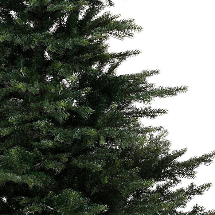 Kaemingk Everlands Grandis fir Christmas Tree 360cm / 12ft Detail - Mid Ulster Garden Centre, Ireland
