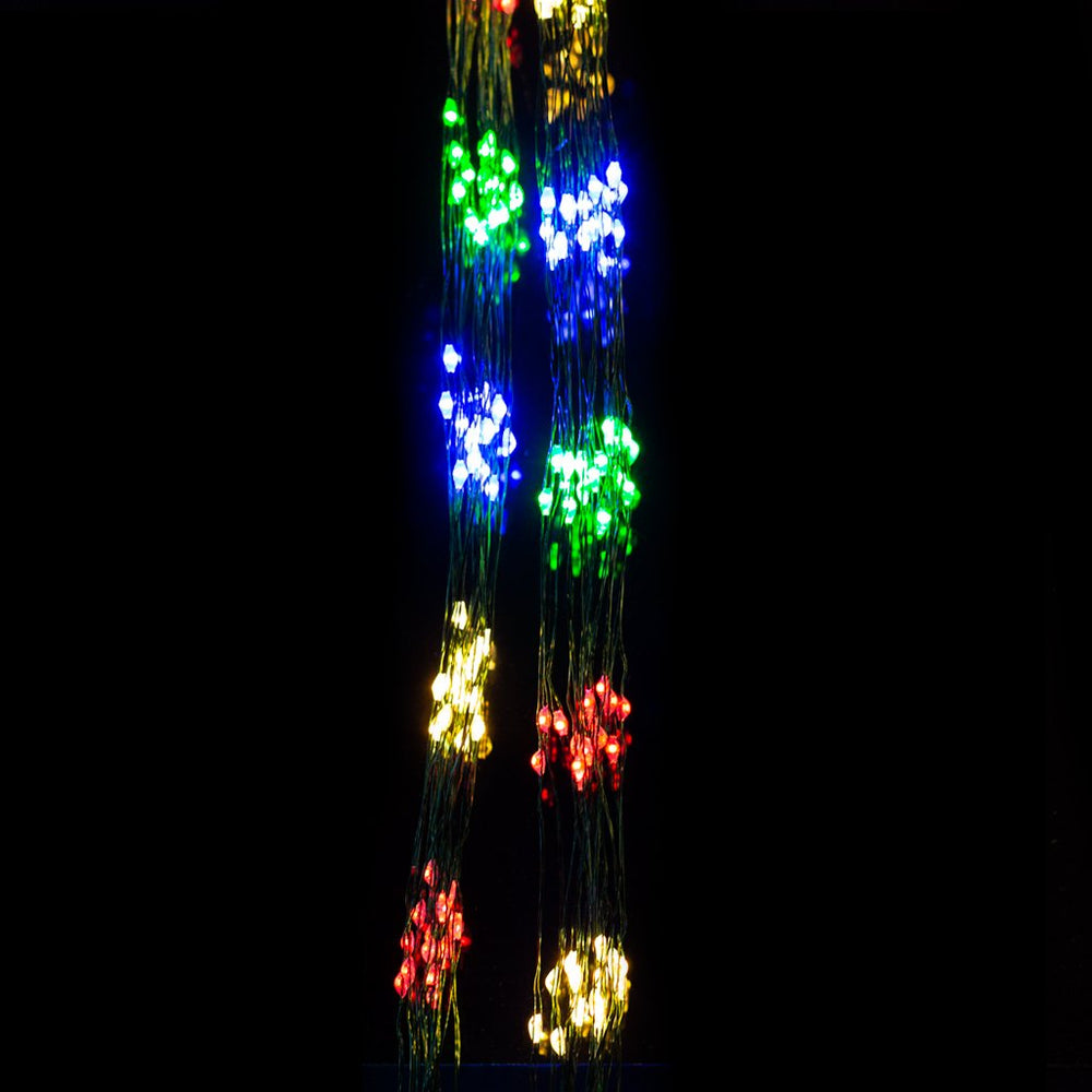Kaemingk Lumineo Christmas lighting Kaemingk Lumineo Multicolour Micro LED Tree (832 Lights)