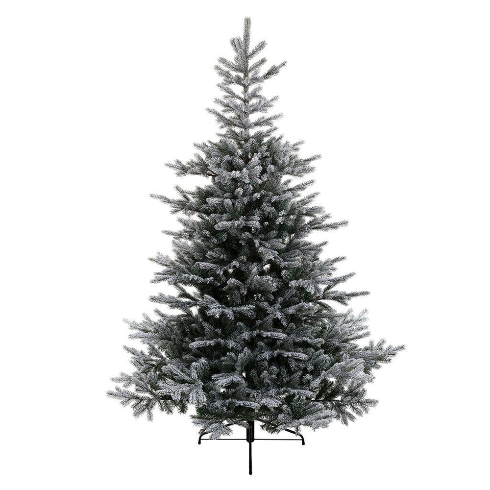 Kaemingk Artificial Christmas Trees Kaemingk Everlands Snowy Grandis Christmas tree 7ft / 210cm