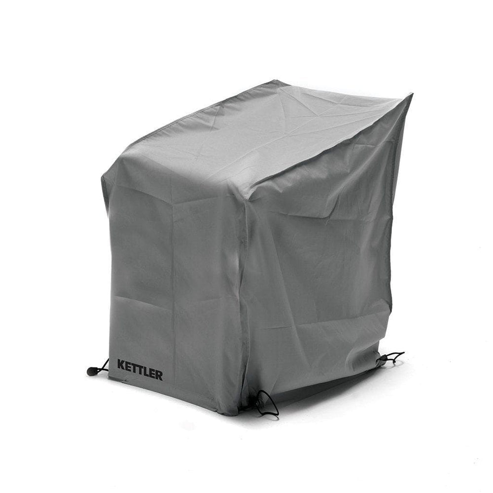 Kettler Garden Furniture Accessories Kettler Classic Jarvis Recliner Protective Cover In Grey