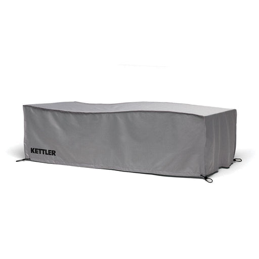 Kettler Garden Furniture Accessories Kettler Universal Lounger Protective Cover In Charcoal