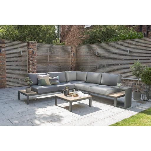 Kettler Garden Furniture Kettler Elba Low Corner Garden Lounge Set