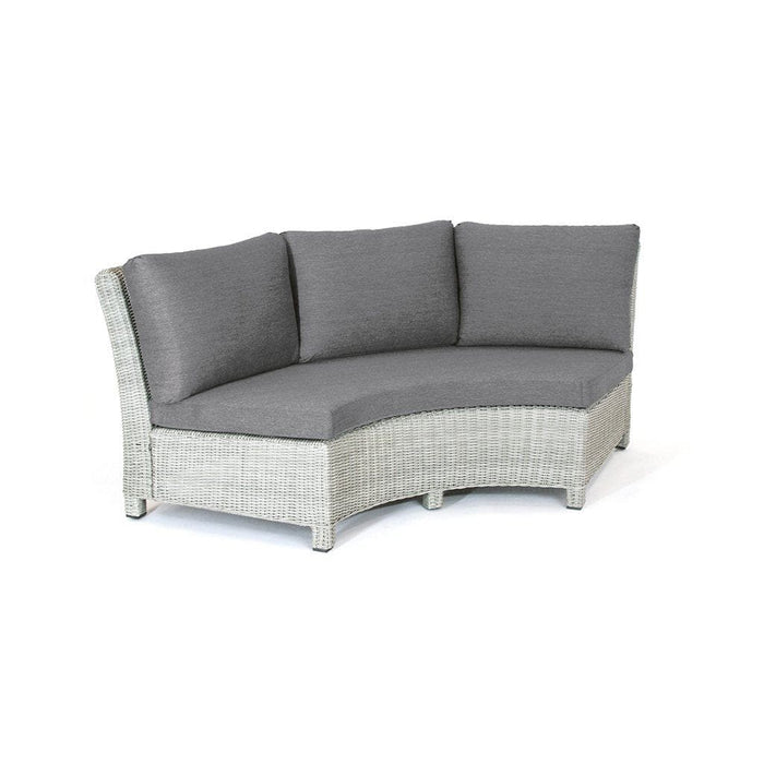 Kettler Palma Casual Dining Round Rattan Sofa Section - Mid Ulster Garden Centre, Ireland