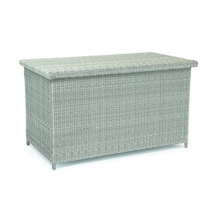 Kettler Palma Large Storage Box White Wash (Pre-Order) - Mid Ulster Garden Centre, Ireland