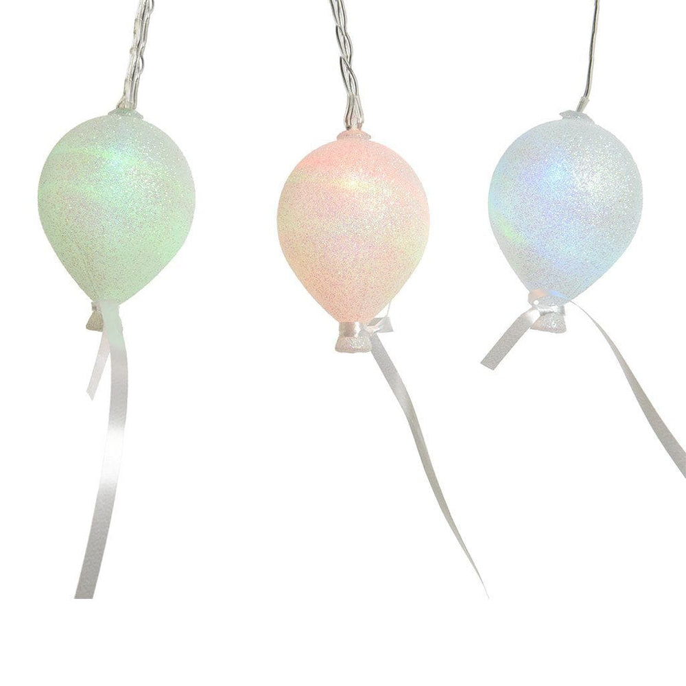 Lumineo LED glitter balloon indoor string light (20 lights) - Mid Ulster Garden Centre, Ireland