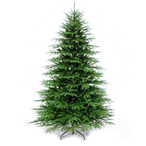 "National Tree Company ""Feel Real"" Monterey Fir Memory-Shape Christmas Tree 225cm / 7.5ft - Mid Ulster Garden Centre, Northern Ireland"