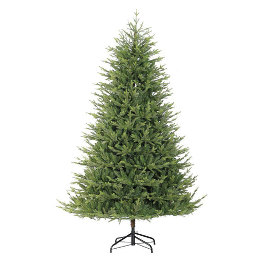 Puleo Keswick Pine Green Christmas Tree 6ft - Mid Ulster Garden Centre