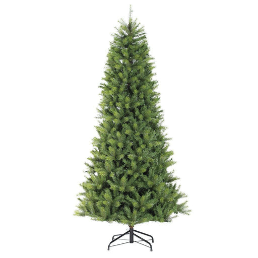 Puleo Kensington Fir Slim Artificial Christmas Tree 7.5ft - Mid Ulster Garden Centre