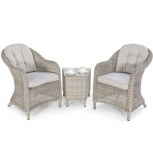 Maze Rattan Oxford 3pc Lounge Set