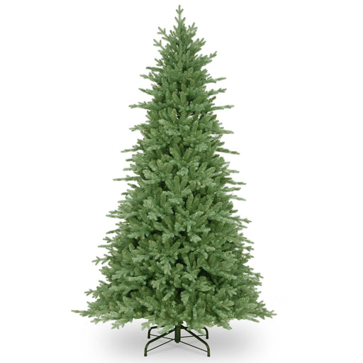 National Tree Company Feel Real Buckingham Spruce Hinged Tree 225cm / 7.5ft