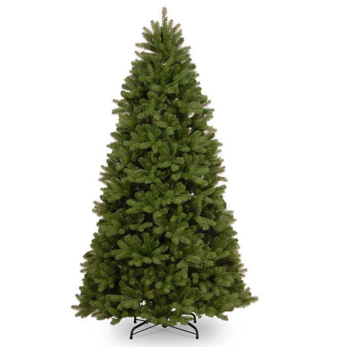 National Tree Company Feel Real Newberry Spruce Medium Hinged Tree 210cm / 7ft
