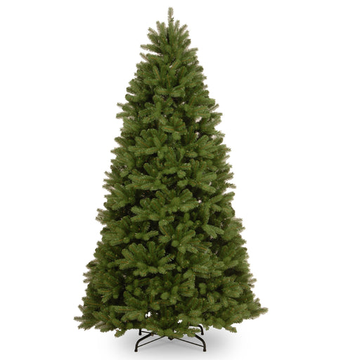 National Tree Company Feel Real Newberry Spruce Medium Hinged Tree 225cm / 7.5ft