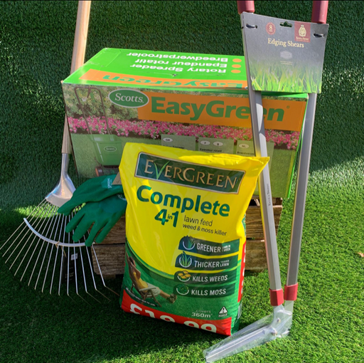 Evergreen Garden Care Love Your Lawn - Complete Kit