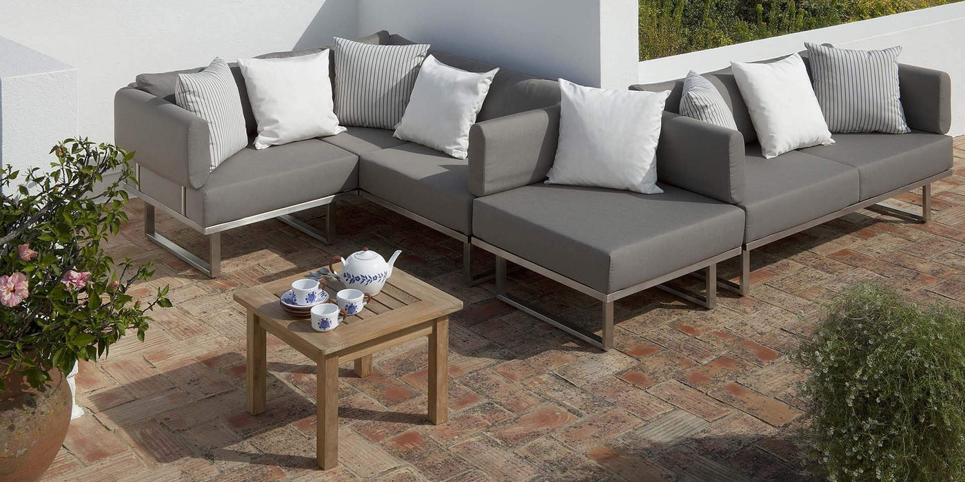 Barlow Tyrie Mercury Deep Seating Set 5 - Mid Ulster Garden Centre, Ireland