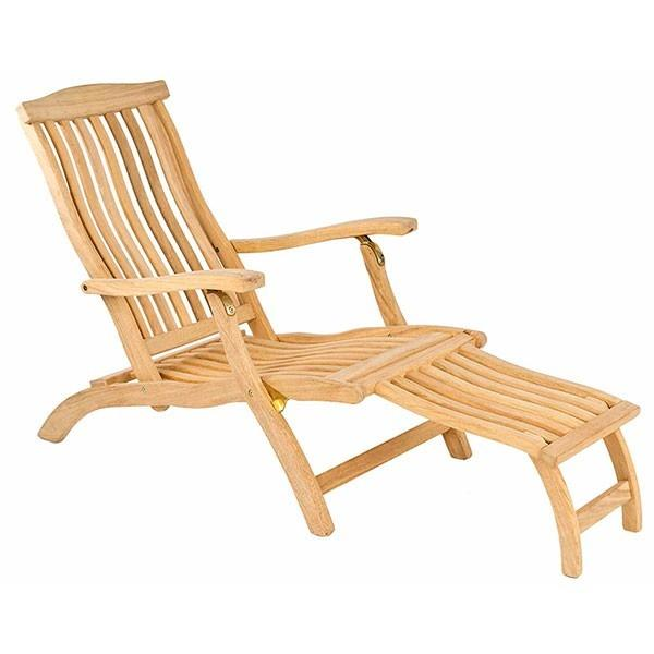 Alexander Rose Garden Furniture Alexander Rose Roble Steamer Chair