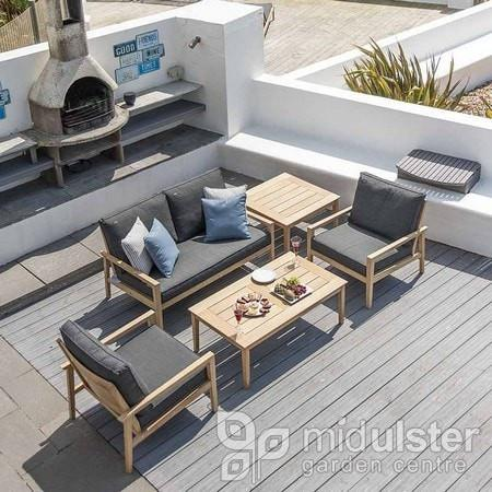 Alexander Rose Garden Furniture Alexander Rose Roble Coffee Table 1.2m x 0.65m