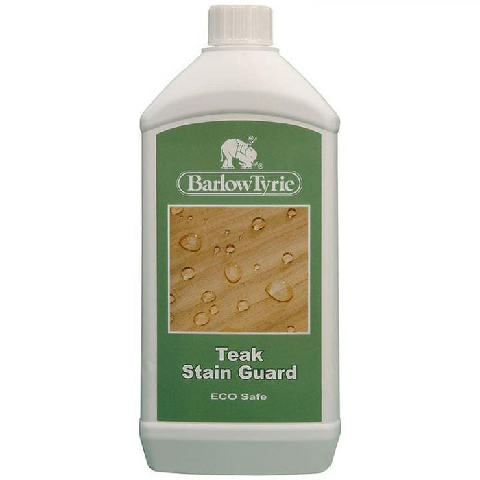 Barlow Tyrie Garden Furniture Accessories Barlow Tyrie Teak Stain Guard Eco Safe (1 Litre)