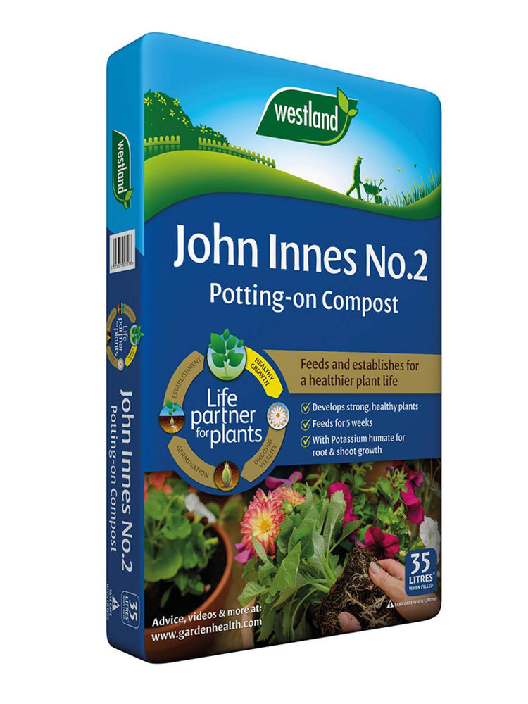 Westland Horticulture Garden Care Westland John Innes No.2 Potting-On Compost 35L