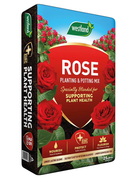 Westland Horticulture Garden Care Westland Rose Planting & Potting Mix 60L