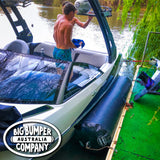 6ft x 18inch Inflatable Bumper for Docks & Boat-to-Boat Tie-ups