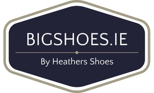 Big Shoes - By Heathers Shoes - Mens Shoes Up to Size 17