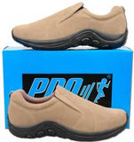 PDQ T586TS Taupe Suede