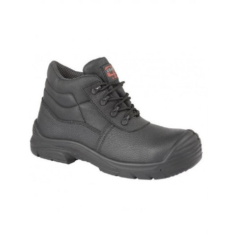 Grafters M9548A Extra  Wide Fit Waterproof Safety Boot
