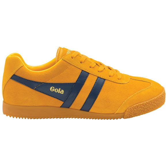 GOLA HARRIER SUN/NAVY SUEDE