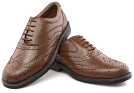 SCIMITAR M963 BROWN BROGUE €40.00
