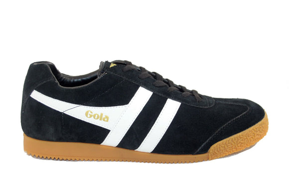 GOLA HARRIER BLACK/WHITE