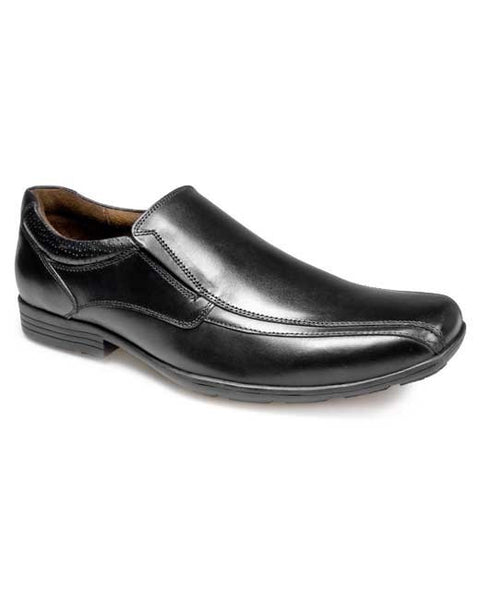 Pod  Durham Black Slip on