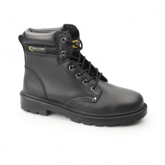 Grafters M629A Apprentice Steel Toe Boot