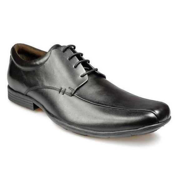 Pod Wessex/Angus Black Lace Formal\Casual Shoe