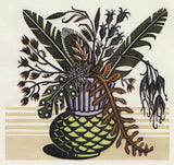 Thistle Pot - Angie Lewin