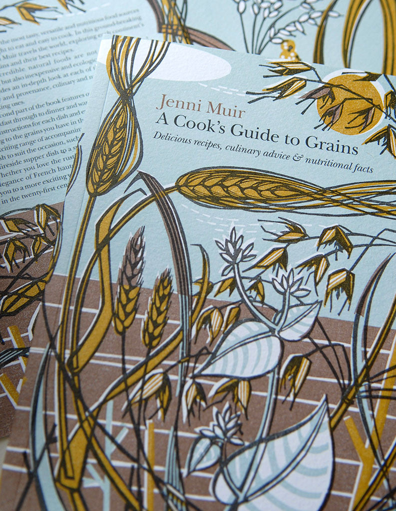 A Cooks Guide To Grains - Angie Lewin