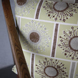 Seedheads - fabric for St Jude's by Angie Lewin - covers